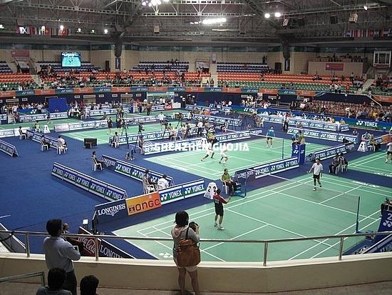 India Badminton P16